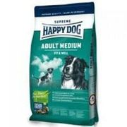 Happy Dog Adult Medium 12,5 kg (Fit&Well)